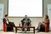 Minister spraw zagranicznych Radosław Sikorski na spotkaniu z Polityką Insight - 20 marca 2014 r. w Warszawie